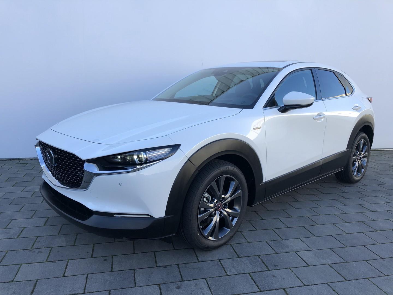 Mazda Cx-30 2.0 skyactiv-x 100th anniversary edition automaat € 4.245,- voorraad + bpm voordeel
