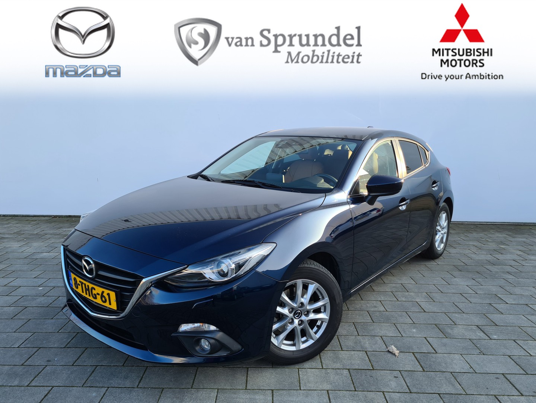 Mazda 3 2.0 ts+