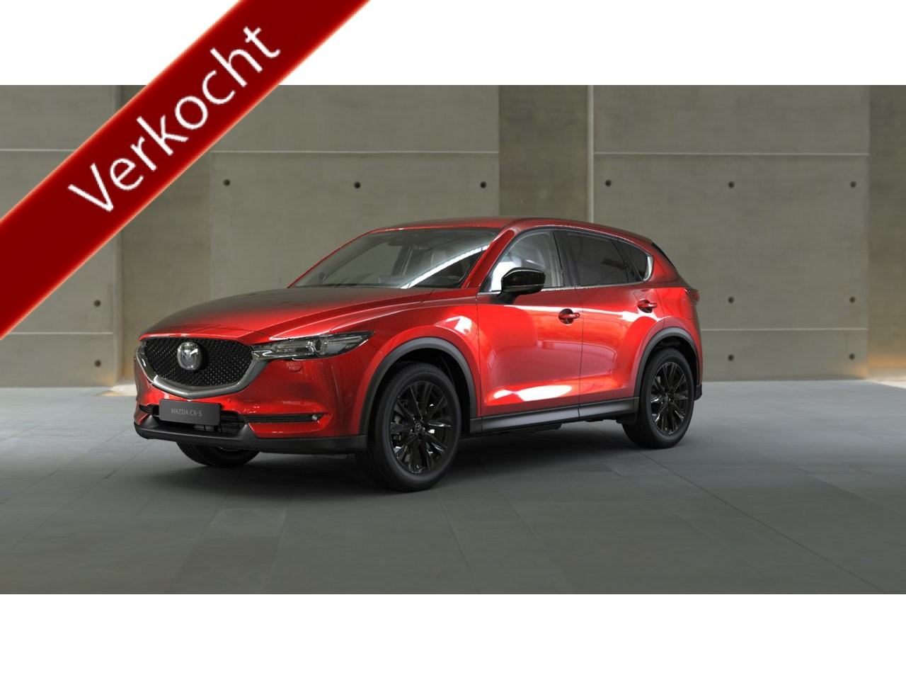 Mazda Cx-5 2.0 skyactiv-g 165 sportive at € 5.437, - voorraad + bpm voordeel