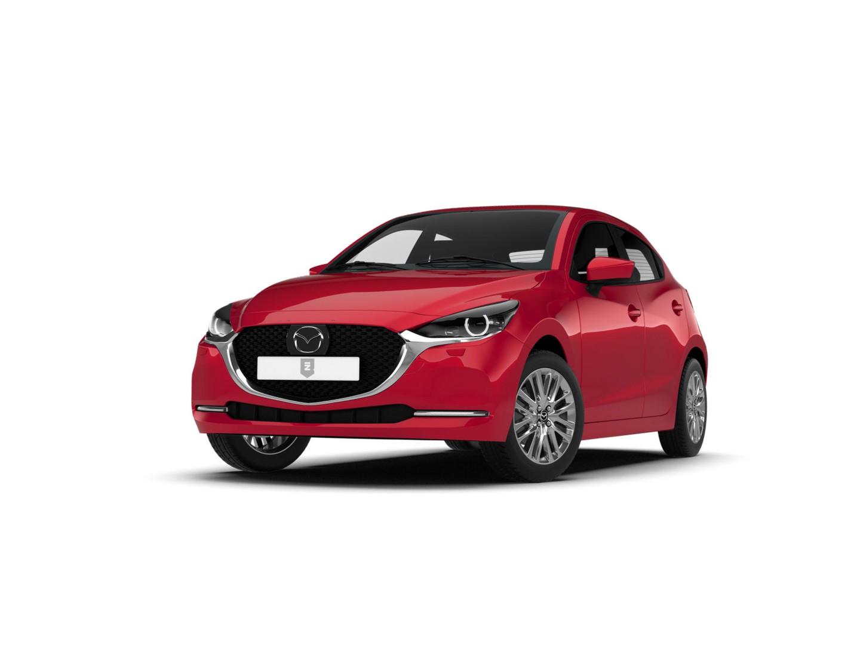Mazda 2 Luxury hatchback