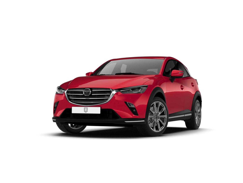 Mazda Cx-3 Sportive suv
