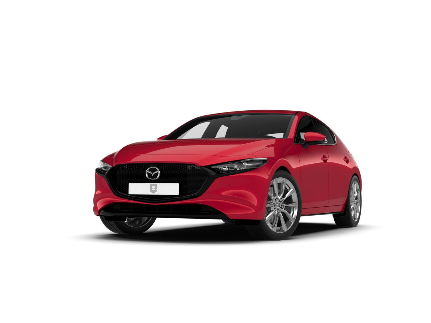 Mazda 3 Luxury hatchback