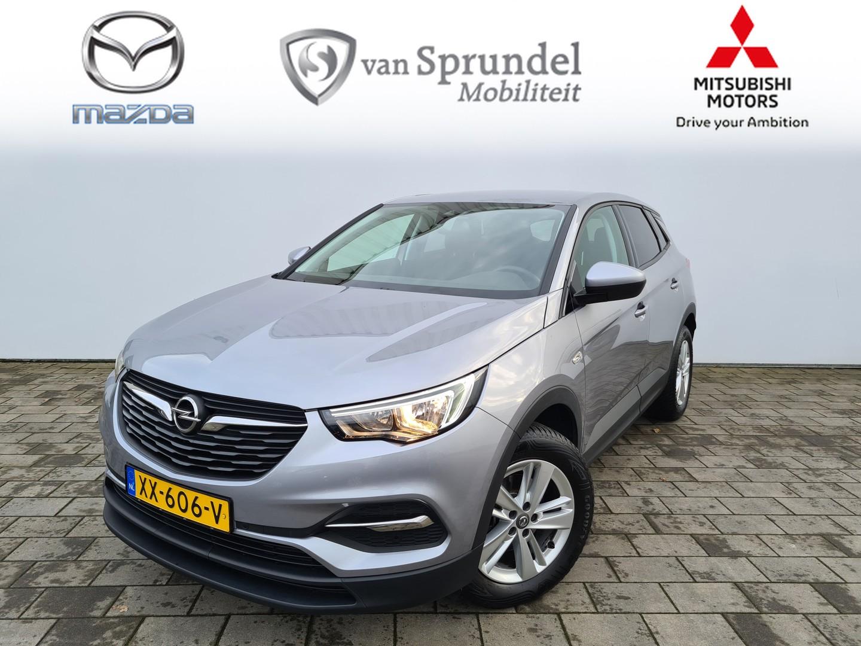 Opel Grandland x 1.2 turbo online edition
