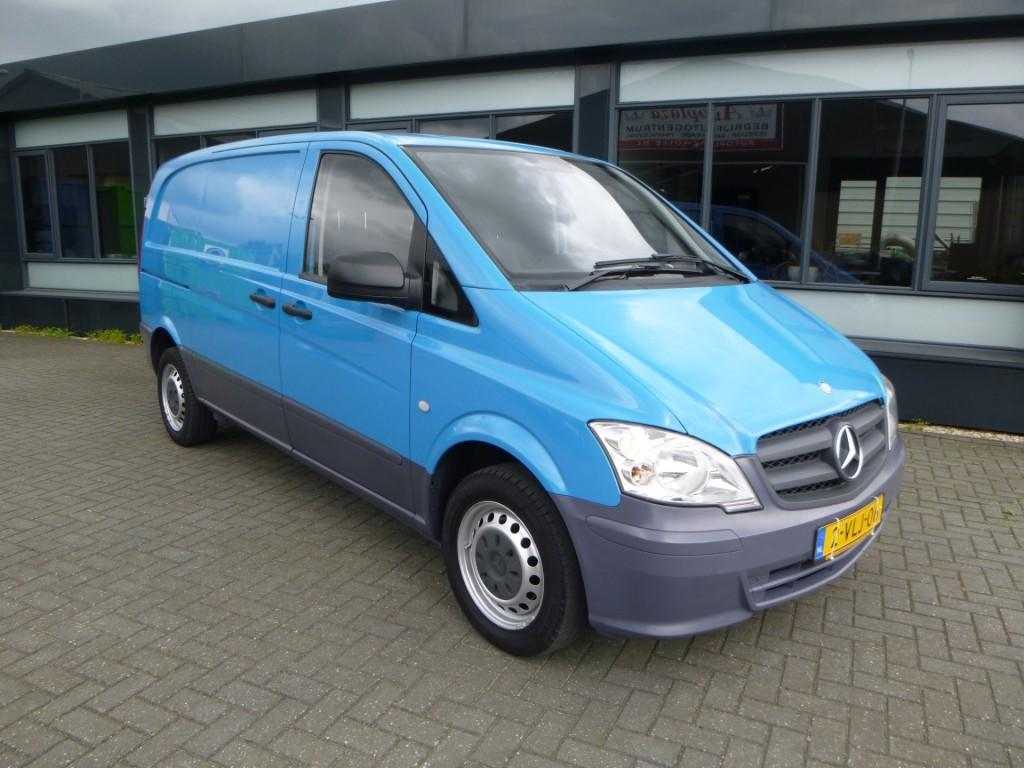 Mercedes-benz Vito 110 cdi 320 l amigo / nw-model / nw-apk