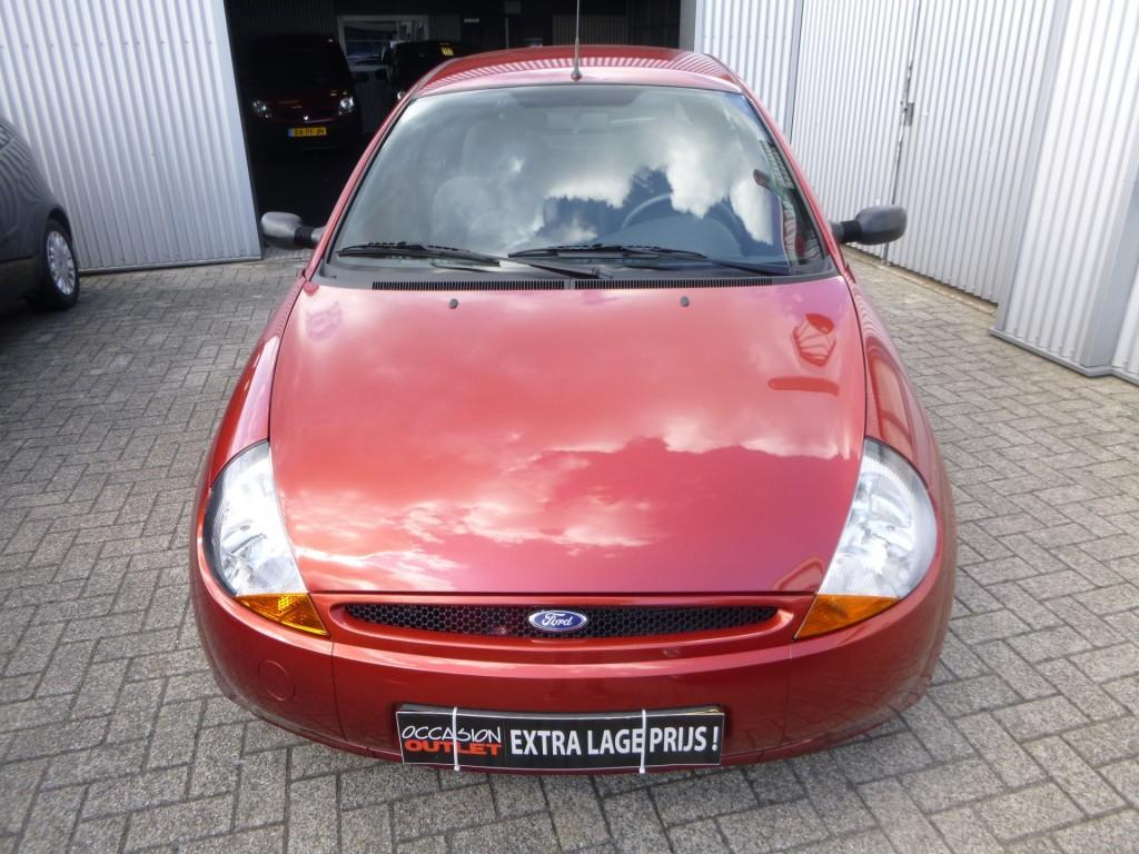 Ford Ka 1.3i + airco - zeer mooi