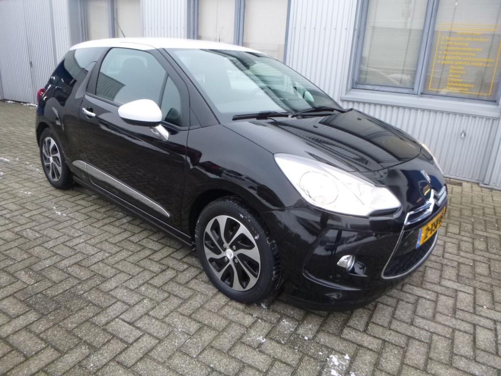 Citroën Ds3 E-hdi 90pk + navigatie / ⬠157,- p/mnd