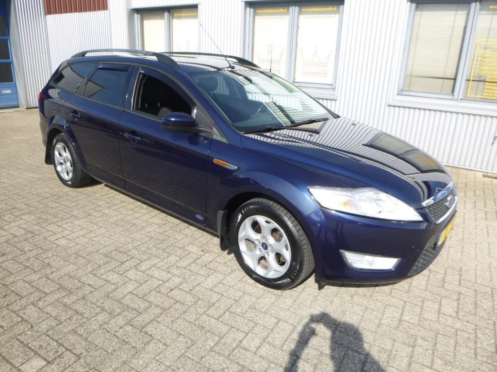 Ford Mondeo Wagon 2.0 tdci 140pk automaat - luxe uitv.