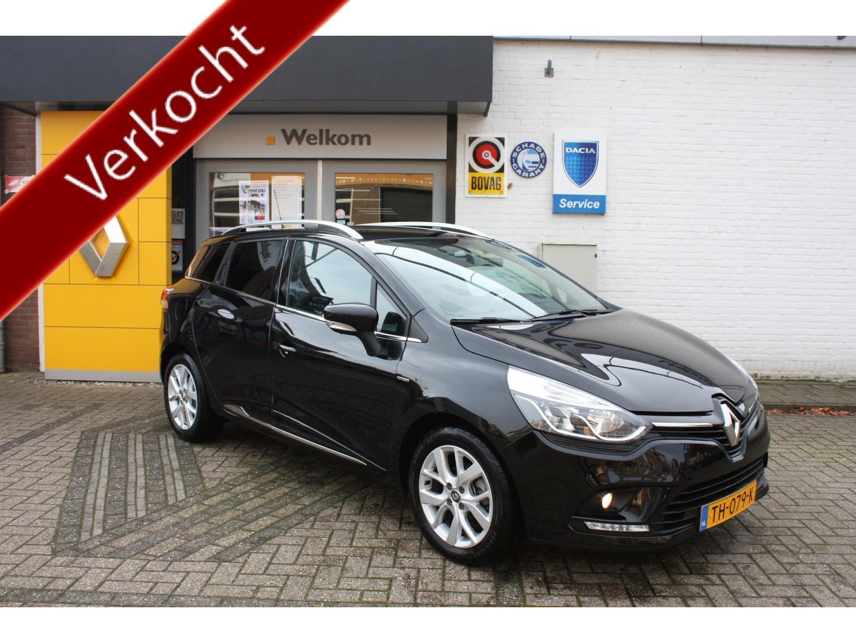 Renault Clio Iv estate tce 90 limited, nl auto