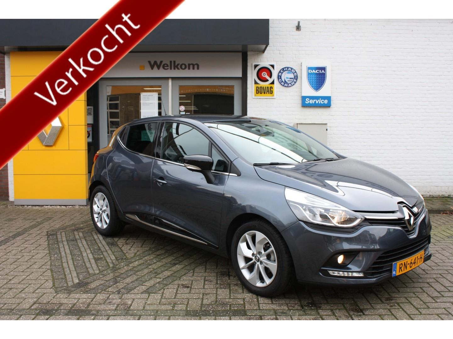 Renault Clio Iv hb tce 90 limited