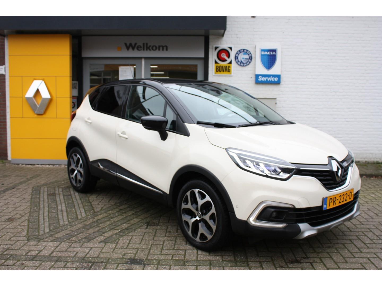 Renault Captur Tce 90 intens + camera, nl auto