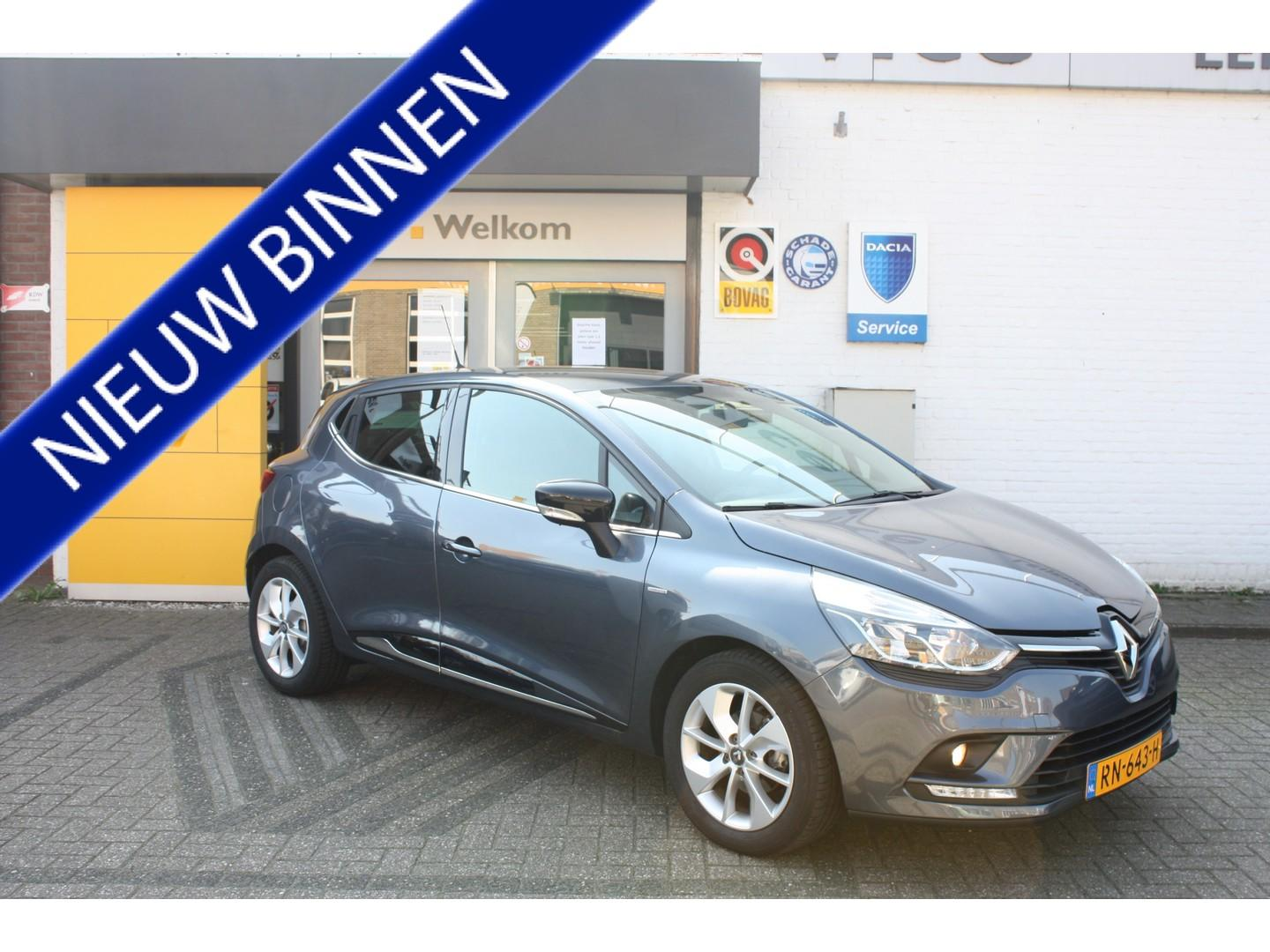 Renault Clio Iv hb tce 90 limited, nl auto
