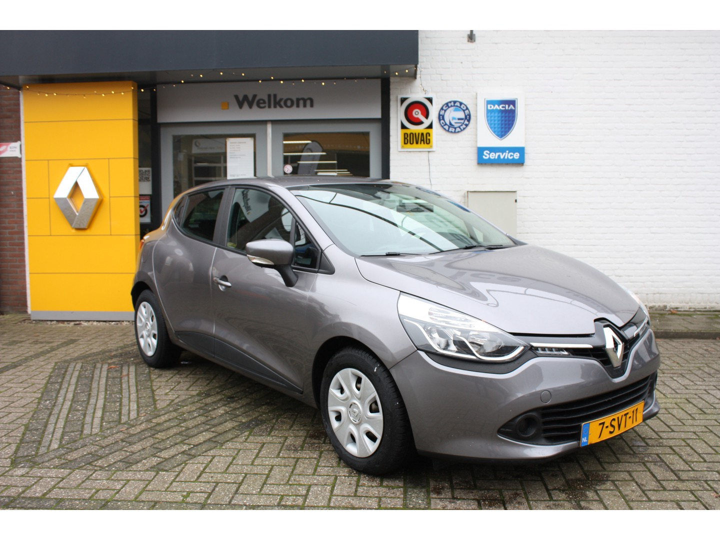 Renault Clio Iv tce 90 expression