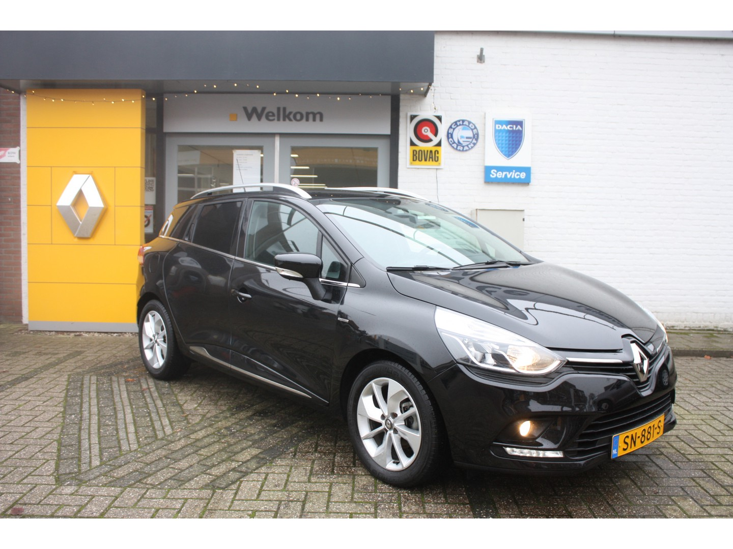 Renault Clio Iv estate tce 90 limited