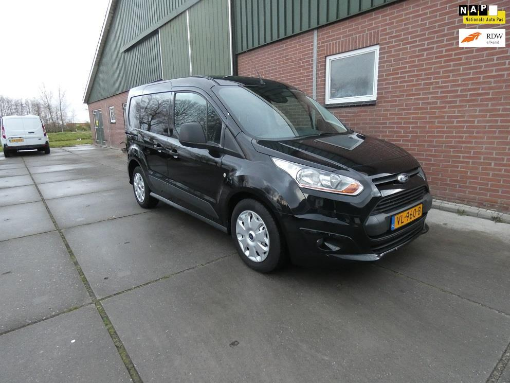 Ford Transit connect 1.6 tdci l1 trend airco* camera*3-zits*
