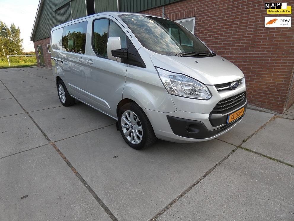 Ford Transit custom 270 champions edition*leder*navi/camera*