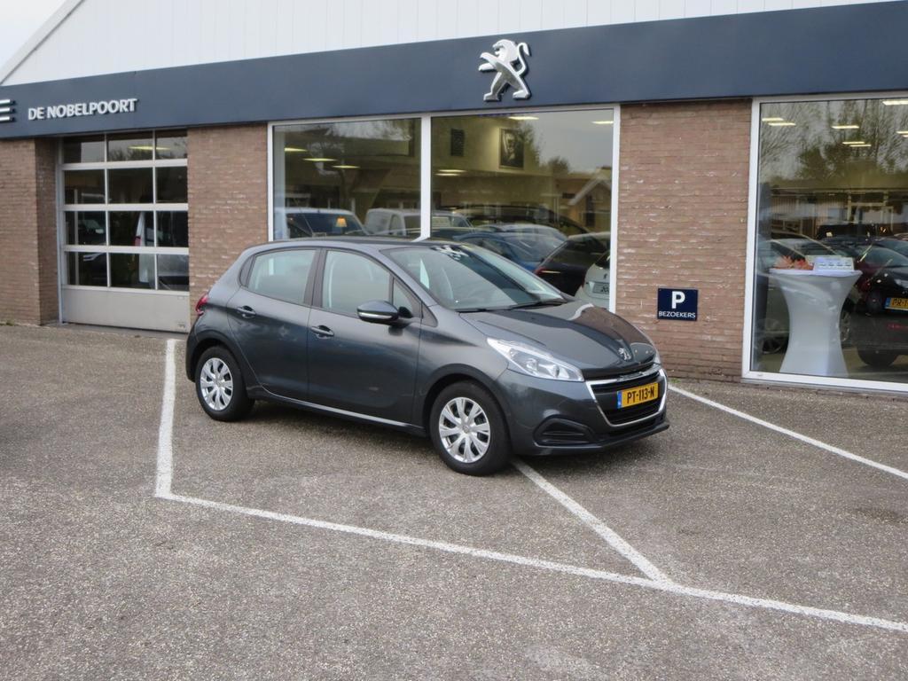 Peugeot 208 Active 1.2 puretech-82pk 5d bluetooth/cr.control/airco