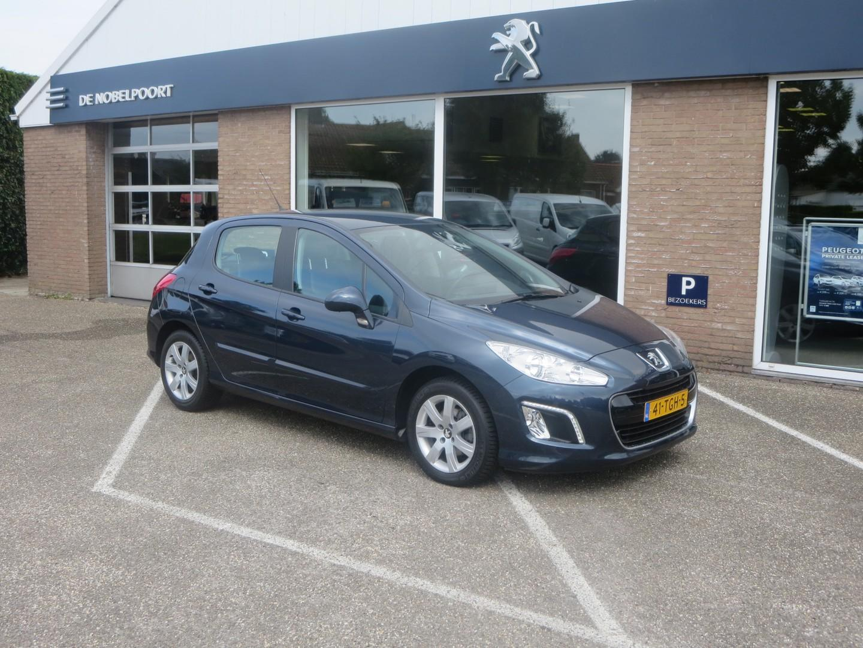 Peugeot 308 1.6hdi 112pk blue lease executive navi bluetooth