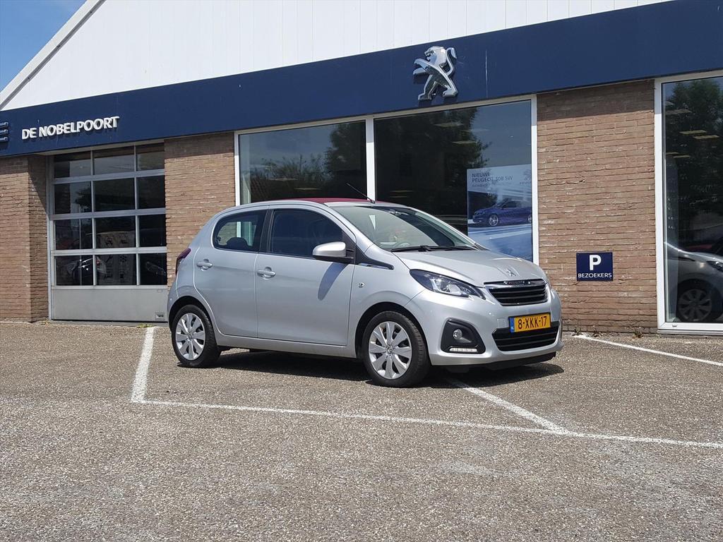 Peugeot 108 1.0 evti 68pk active 5d airco bluetooth