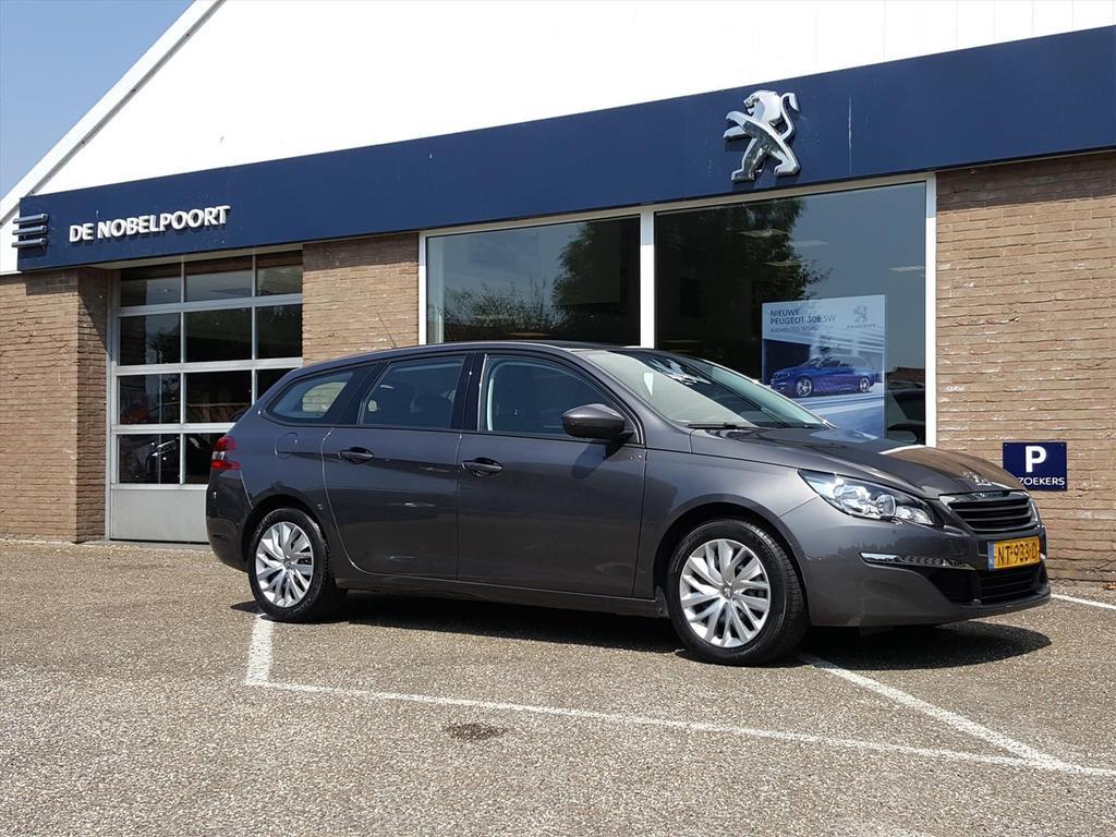 Peugeot 308 Blue l. 1.2turbo-110pk navi/bleutooth/airco/cruise control