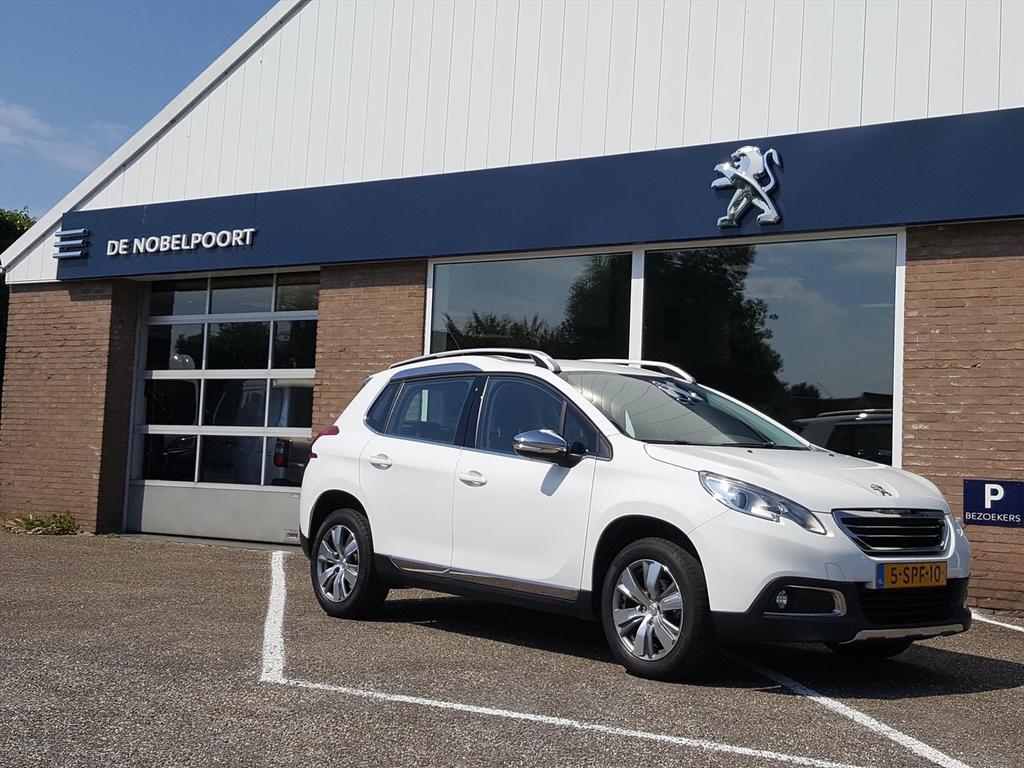 Peugeot 2008 1.2 vti 82pk allure navi/climate control
