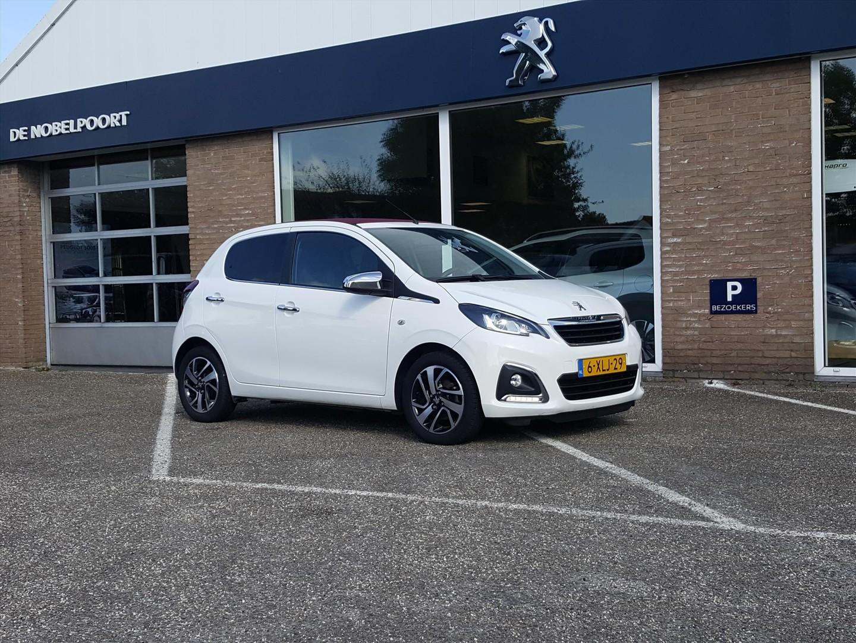 Peugeot 108 1.0-12v 68pk 5d allure top climate/camera/bluetooth/lm-velgen