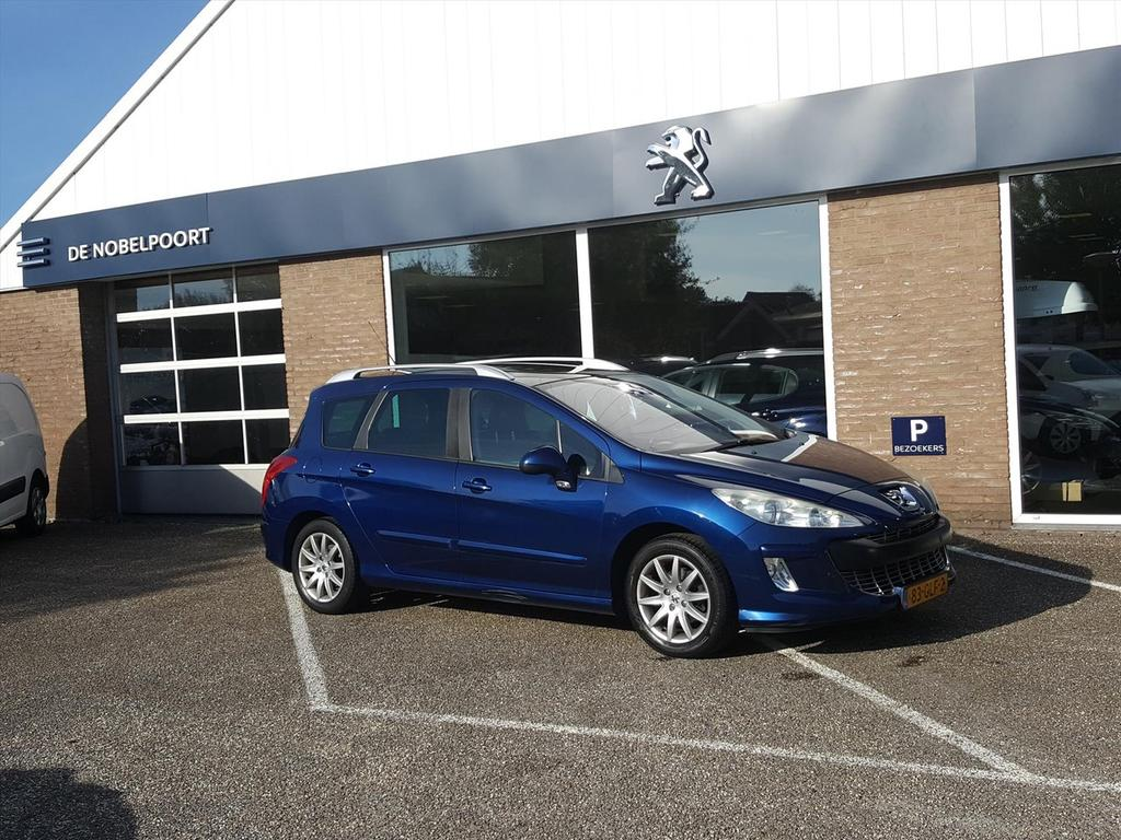 Peugeot 308 1.6 hdif 16v 110 5-drs xs cruise&climate control trekhaak lmv