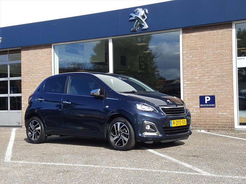 Peugeot 108 1.0 e-vti 68pk 5d premiere climate control/lm velgen