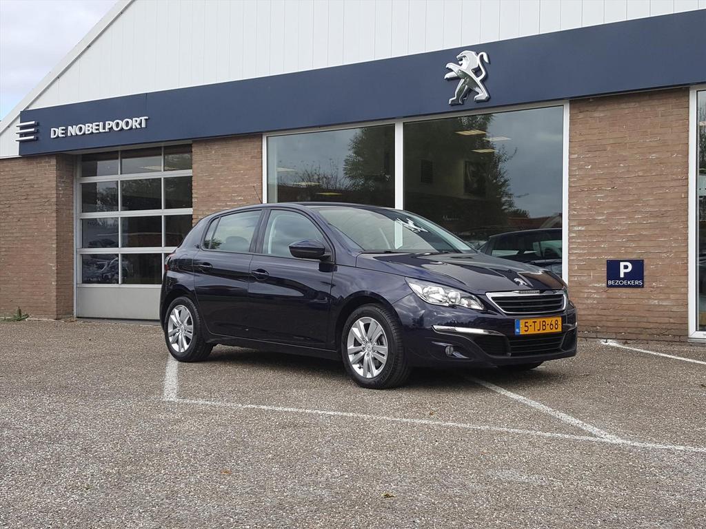 Peugeot 308 Active 1.6turbo-125pk climate&cruise control parkeersensoren bt