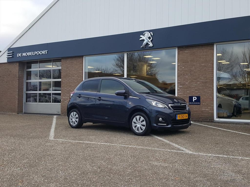Peugeot 108 Active 1.0 e-vti 68pk 5d airco,packpremium,bluetooth,extr getint