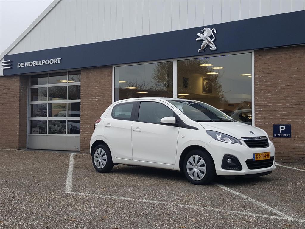 Peugeot 108 Active 1.0i-12v e-vti 68pk 5drs packpremium airco/cd/bluetooth