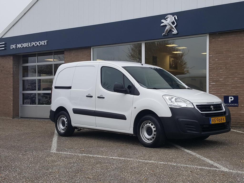 Peugeot Partner 120 l1 xt 1.6-hdi-75pk 3-zits airco,cd,zydeurr,betimmering laadr