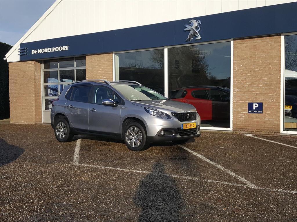 Peugeot 2008 Blue lion 1.2 pt 82pk navigatie/bluetooth/parkeersensoren