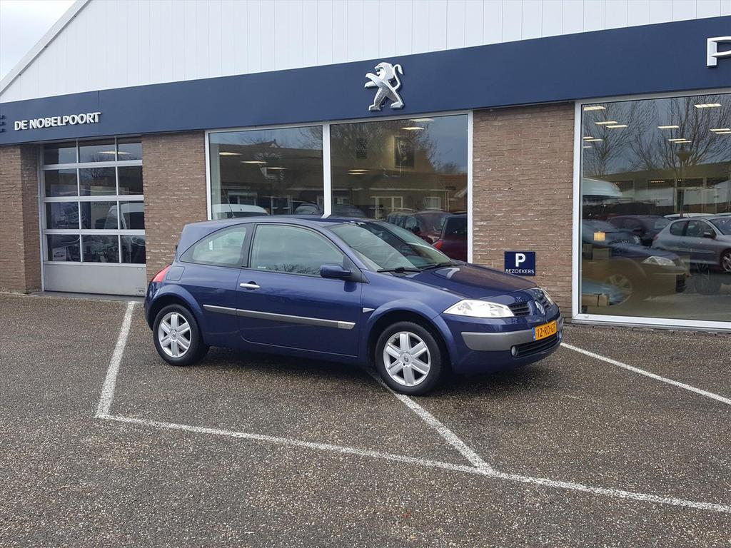 Renault Mégane 1.6 16v privilege luxe 113pk climate control/lm velgen
