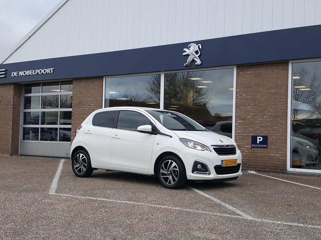 Peugeot 108 1.0 12v e-vti 68pk 5dr allure climate control/parkeercamera