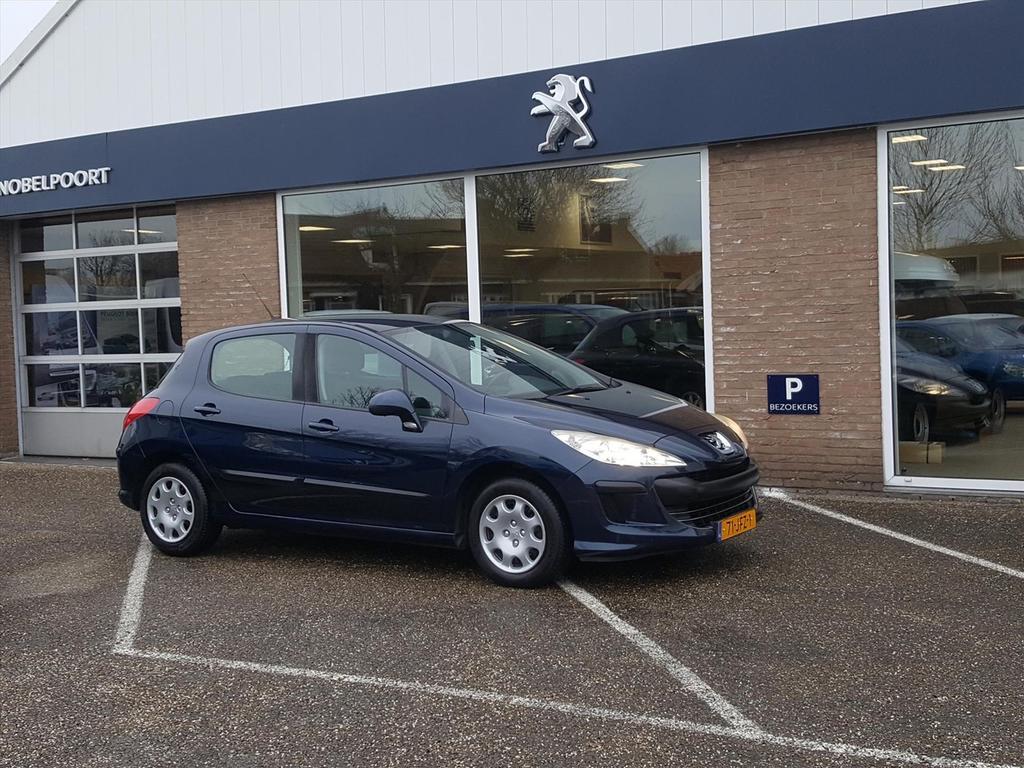 Peugeot 308 1.6 vti 16v 5-drs x-line climate/cruise/ radio/cd/ bt