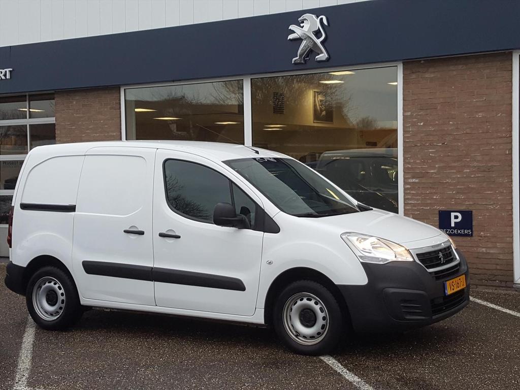 Peugeot Partner 120l1 xr profit+ 1.6 hdi-75pk 3-zits airco/zijdeur rechts