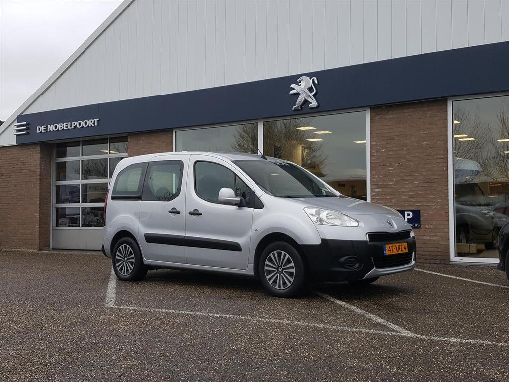 Peugeot Partner Tepee 1.6i 16v vti-120pk active navi/bluetooth/2 zijschuifdeuren