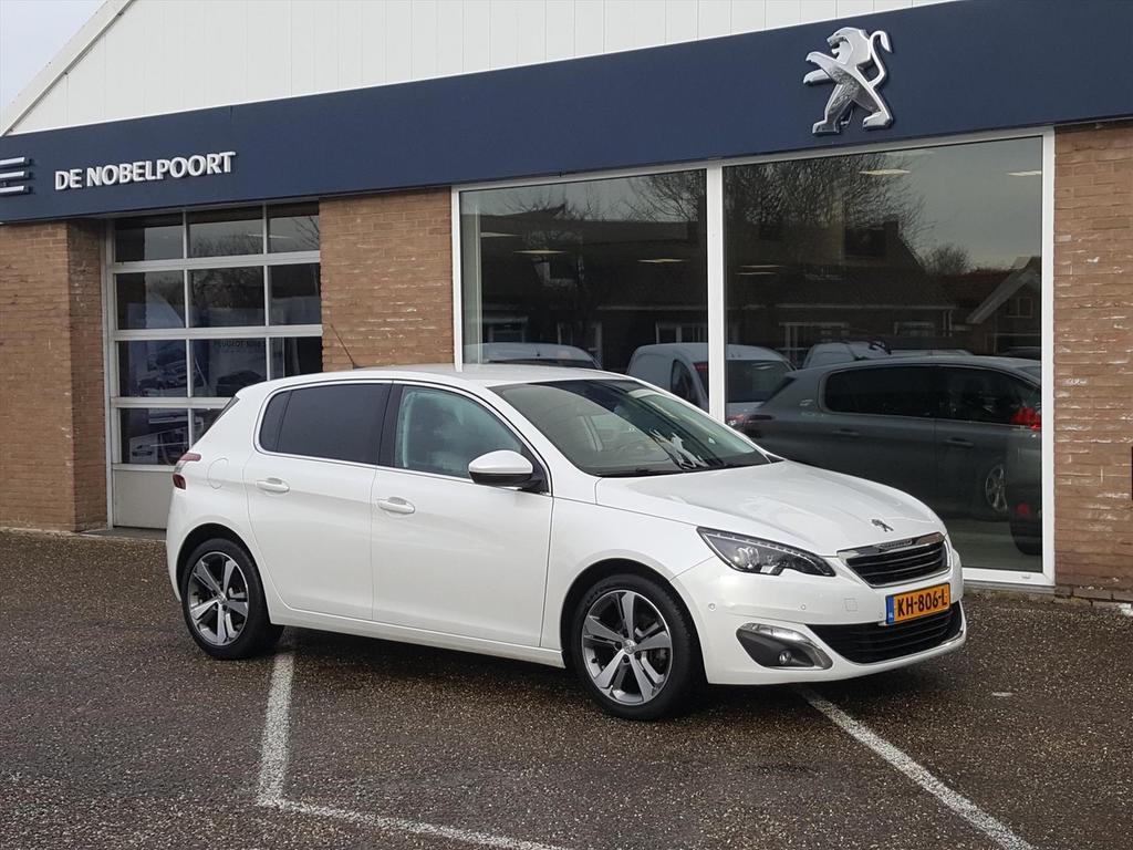 Peugeot 308 Gt-line 1.2pt 130pk (vol)automaat6t navi bluetooth climate