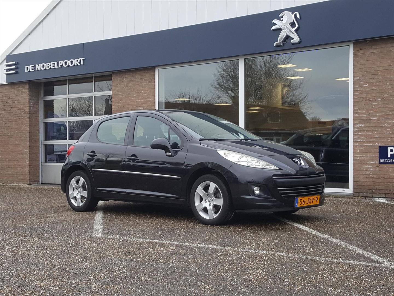 Peugeot 207 Premiere 1.6vti-120pk 5d navi/trekhaak/bluetooth/airco