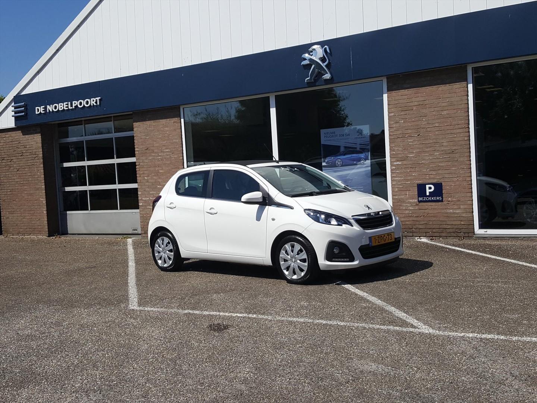 Peugeot 108 Active top! 1.0 vti 68pk el.vouwdak, airco & bluetooth