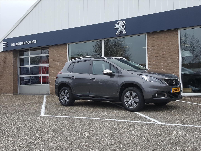Peugeot 2008 1.2 puretech 82pk style parkeersensoren airco cruise control bt