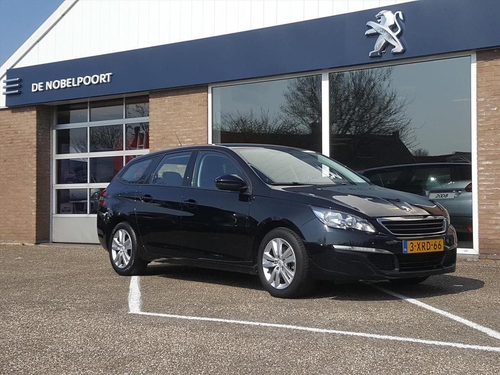 Peugeot 308 1.6 bluehdi-120pk blue l.14%. navi/ac/bluetooth/trekhaak