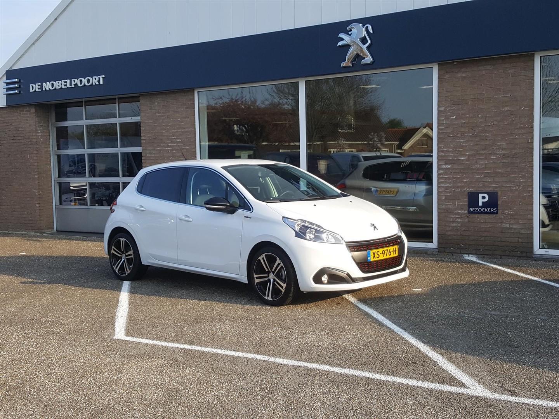 Peugeot 208 Gt-line 1.2pt-110pk automaat 6t navigatie camera climate lmv17