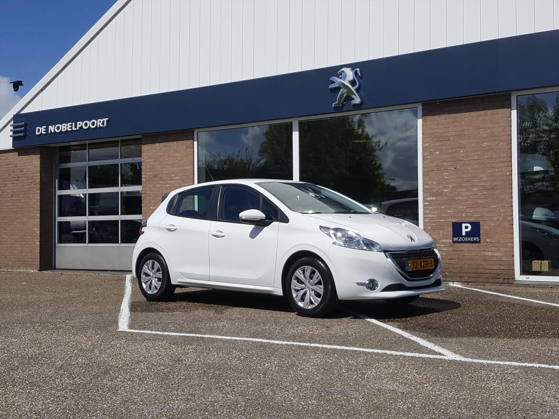 Peugeot 208 1.2 vti 82pk 5d active navi climate control parkeerhulp bluet