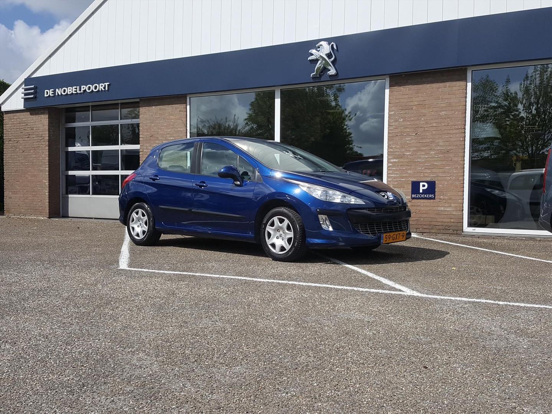 Peugeot 308 Xs 1.6 vti-120pk 5d climate&cruise control trekhaak bluetooth