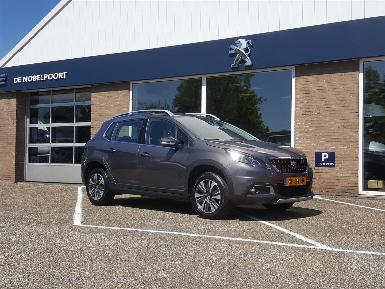 Peugeot 2008 Allure 1.2 pt-110pk navi, bluetooth climate & cruise