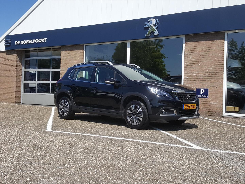 Peugeot 2008 1.2 puretech 110pk allure cruise&climate control navi lmv bt