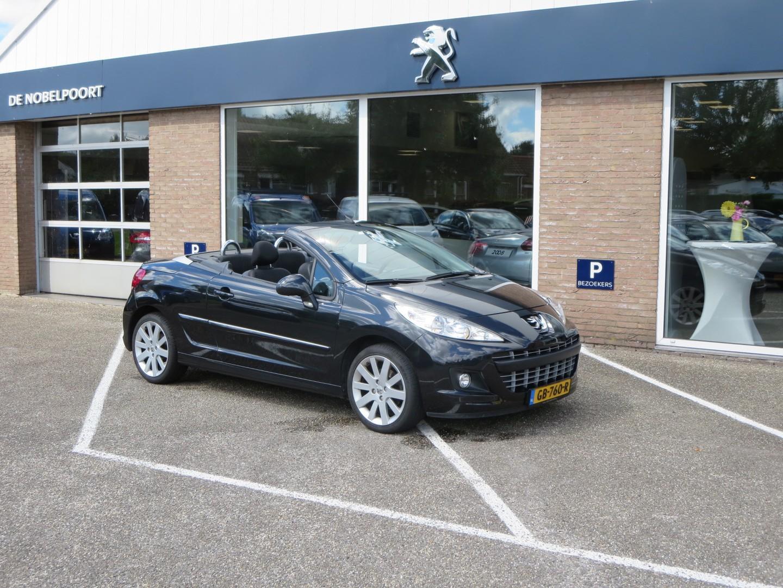 Peugeot 207 Cabrio 1.6 vti-120pk climate control/lm-velgen/parkeersensoren