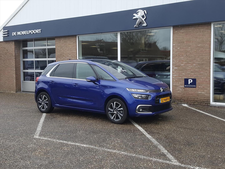 Citroën C4 spacetourer 1.2 puretech 130pk feel automaat6 navi/parkeercamera/climate/bt