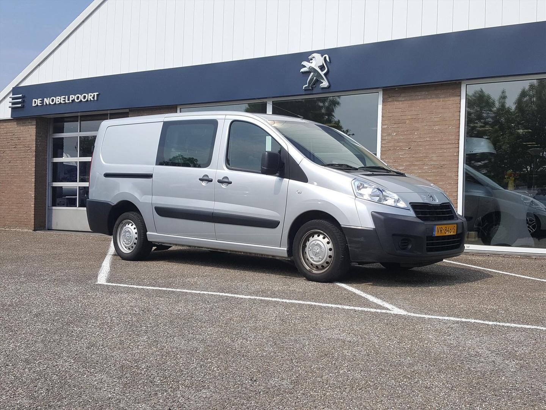 Peugeot Expert Gbdc 2.0 hdi 130pk 229 l2h1 profit+ airco trekhaak zijschuifdeur